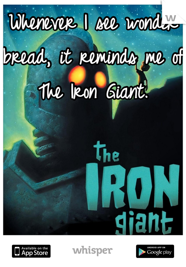 Iron giant whisper
