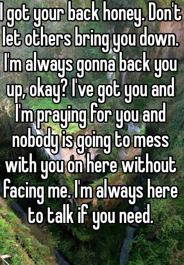 If i got u here