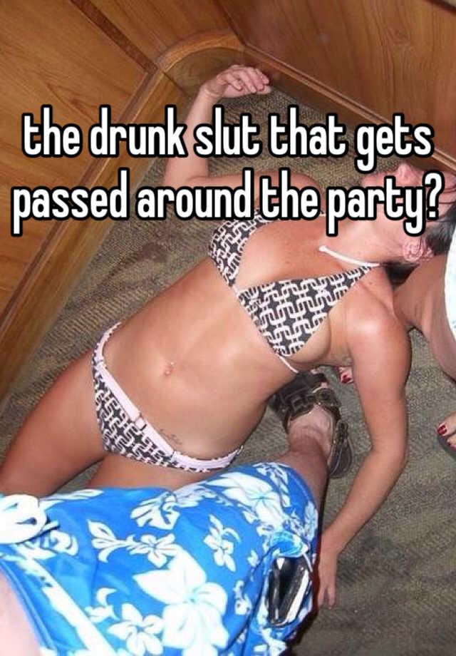 Drunk Wife ass