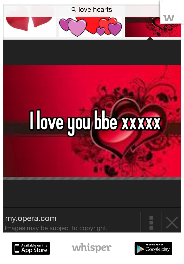 I Love You Bbe Xxxxx Beauteous Bbe I Love You