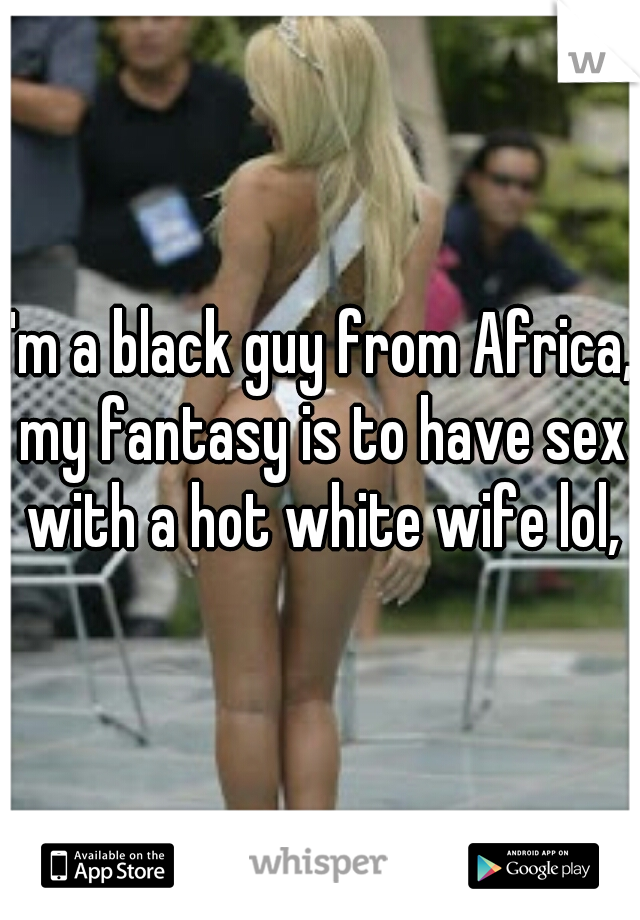 captions White wife
