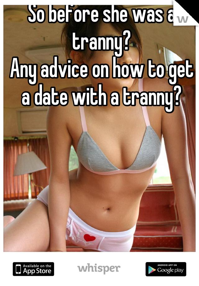 Tranny Dating App