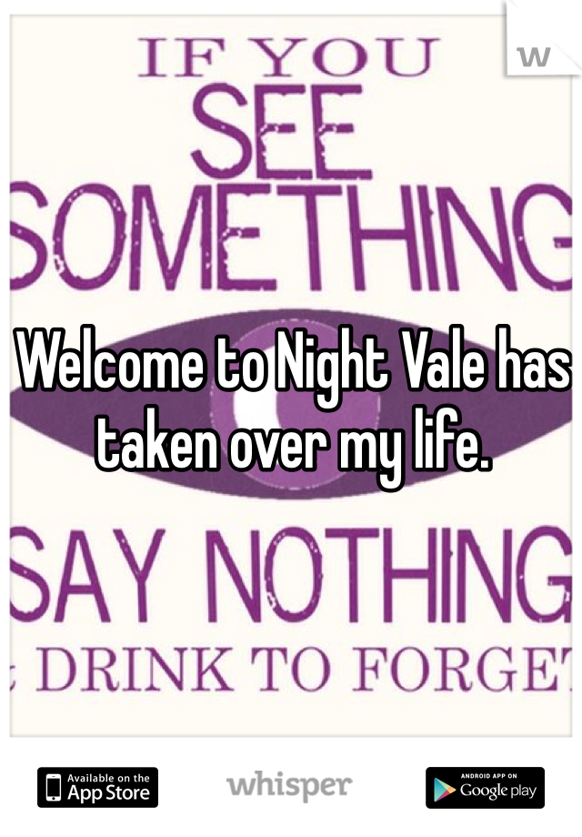 Welcome to Night Vale has taken over my life.