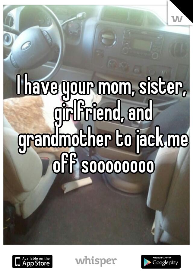 i jack off on sister