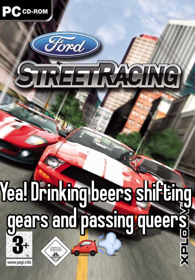 Shifting gears and passing queers