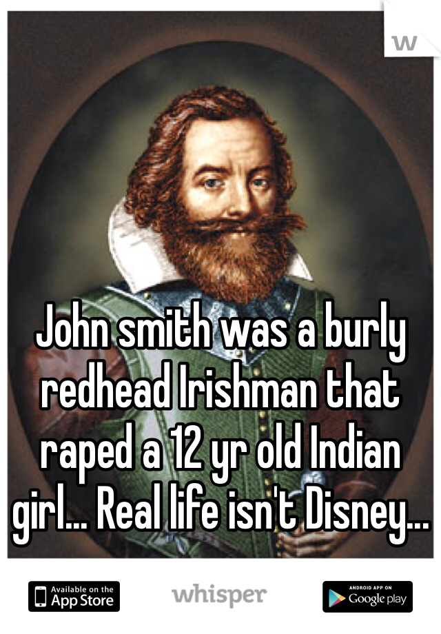 is John redhead smith