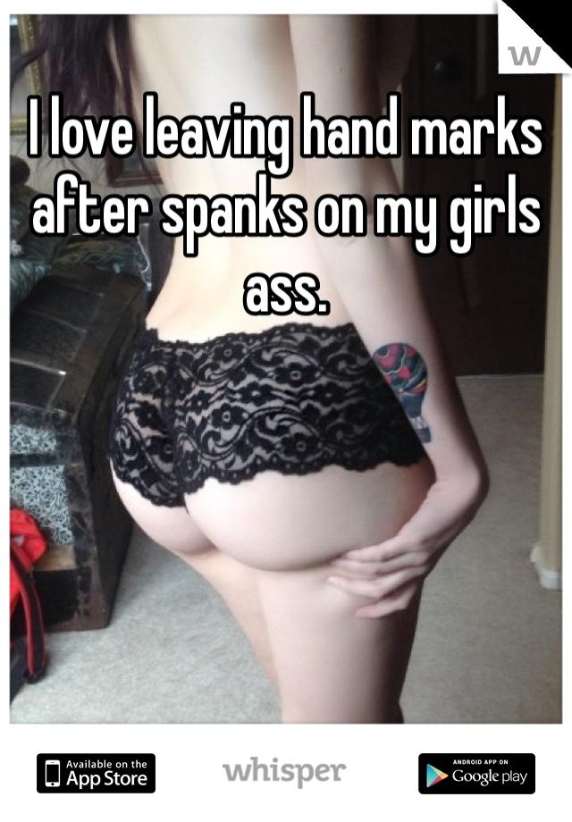 Girls ass spread nude