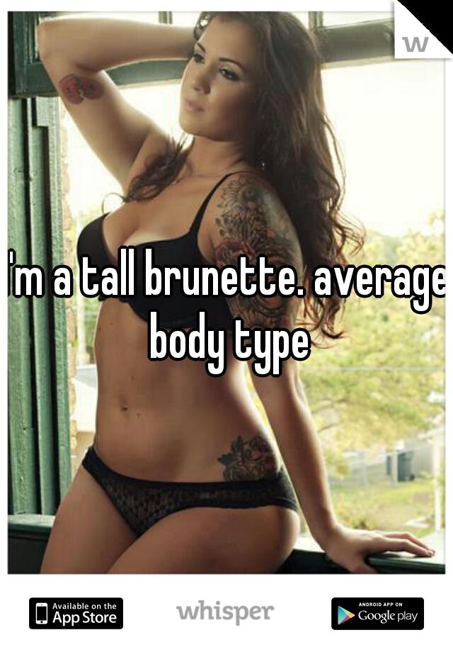 Average body type