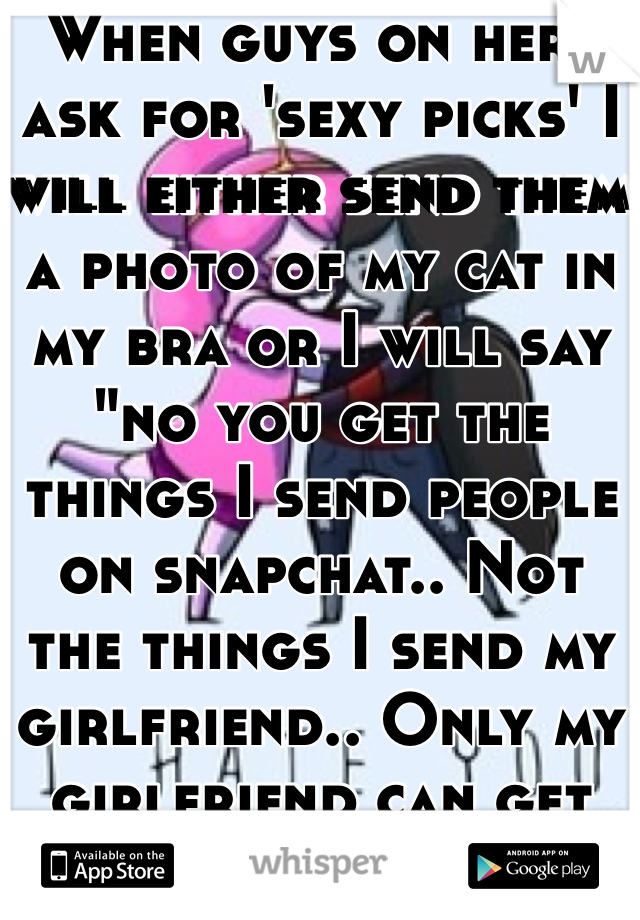 sexy things to text your girlfriend