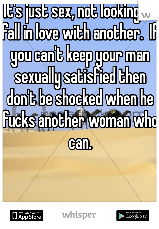 How to keep your man sexually happy