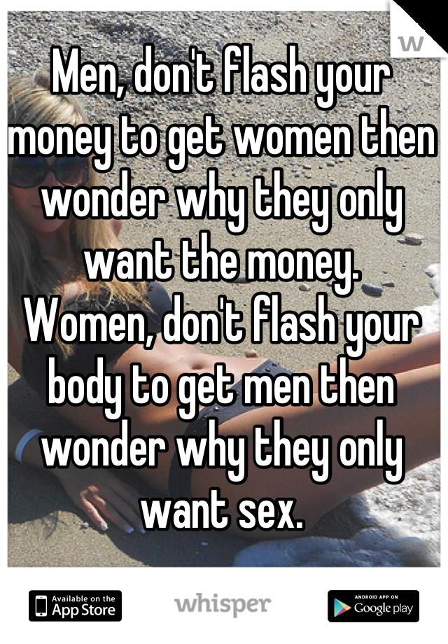 men dont want sex