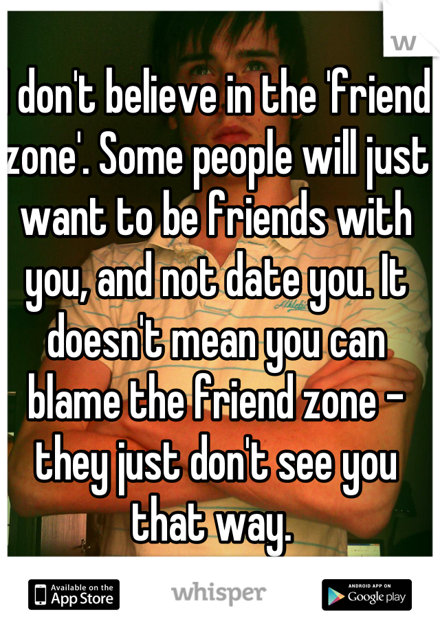 What does being stuck in the friend zone mean — photo 2