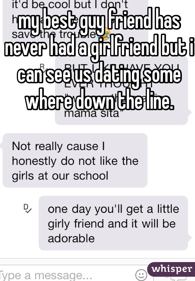 dating best girlfriend
