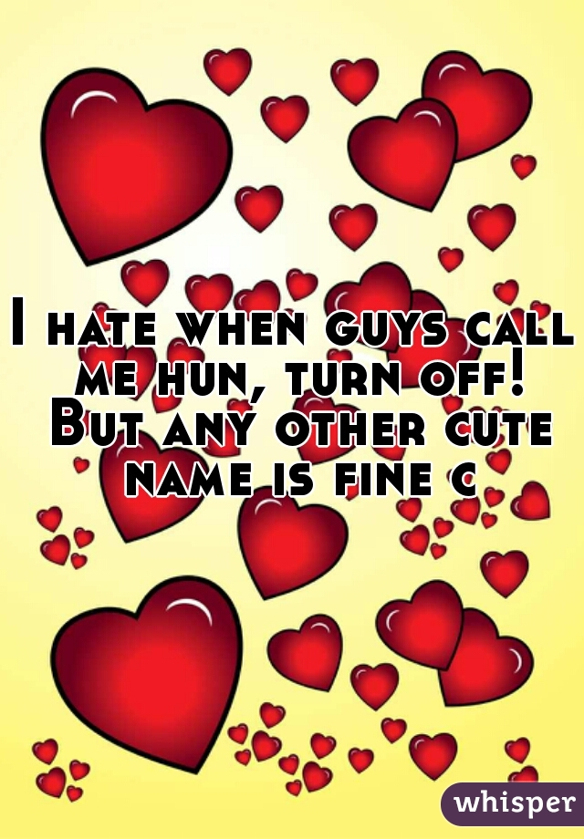 names to call a guy to turn him on