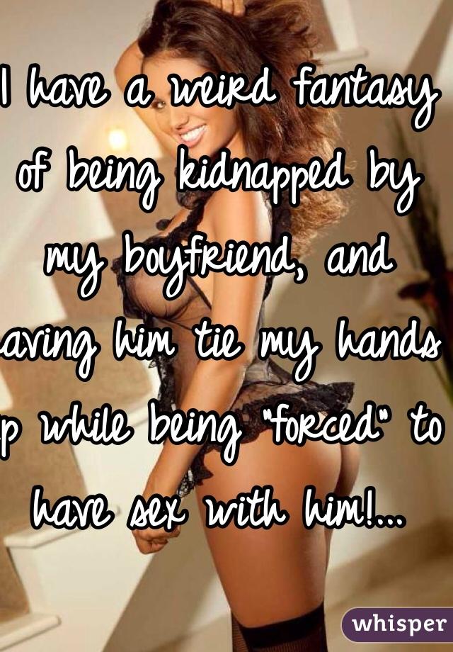 sex fantasy for my boyfriend