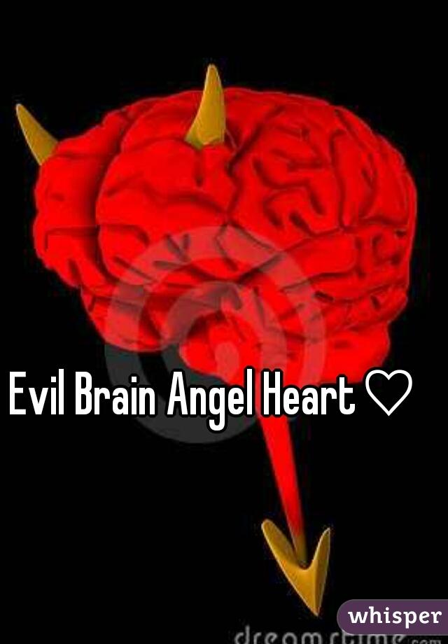 angel Red rose evil