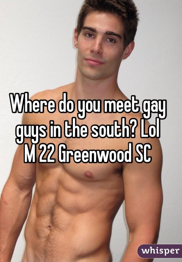 Where can i meet guys
