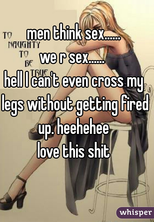 R sex we