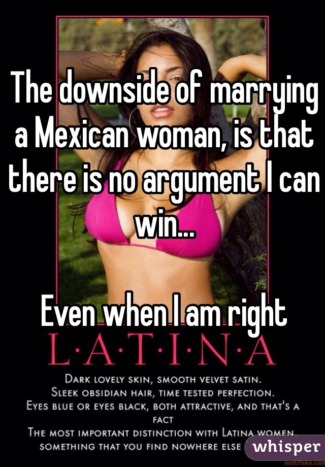 How to marry a mexican woman