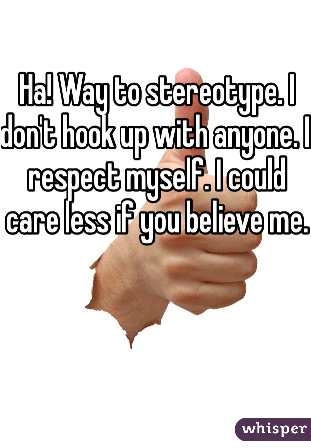 hook up with respect-1