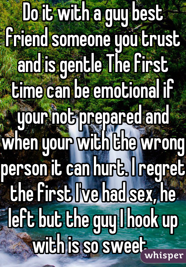 How to know if youre hookup the wrong guy