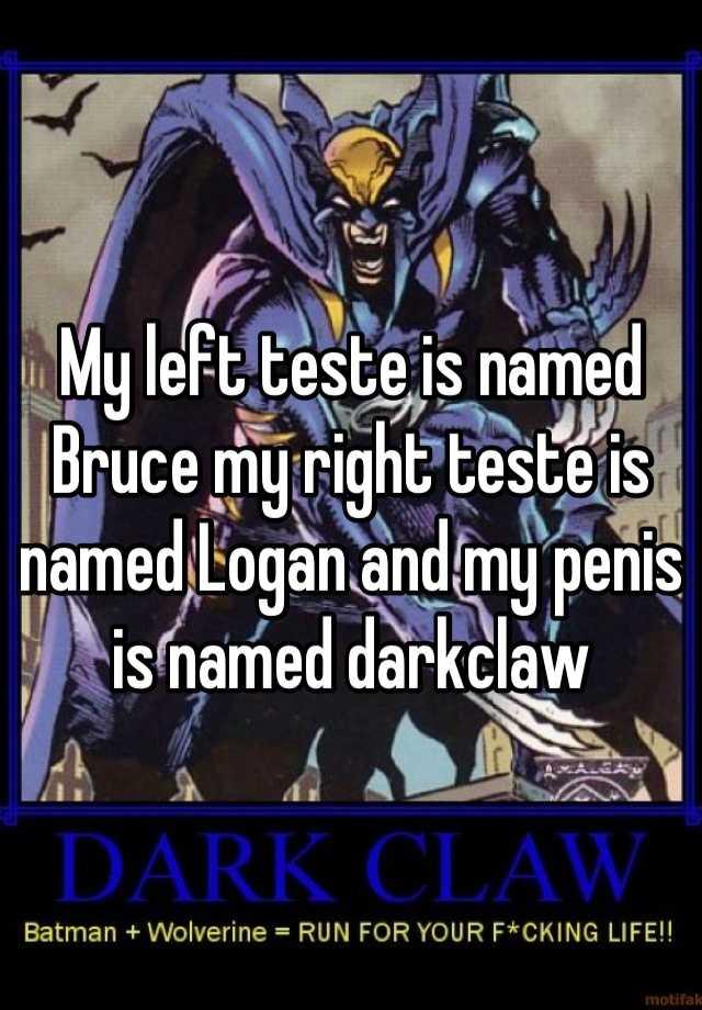 testul penisului