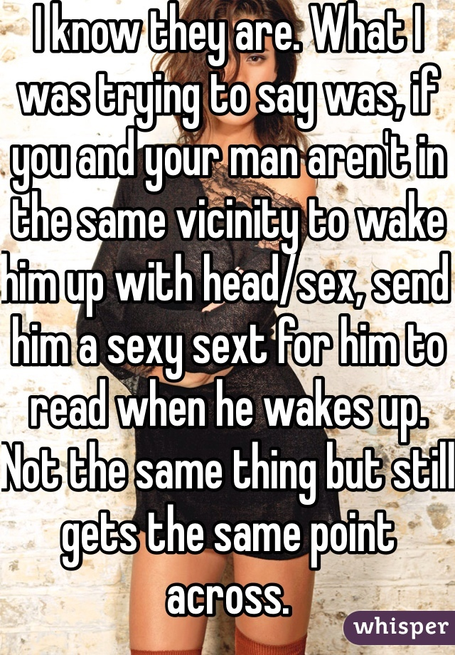 Sexy things to say to your man