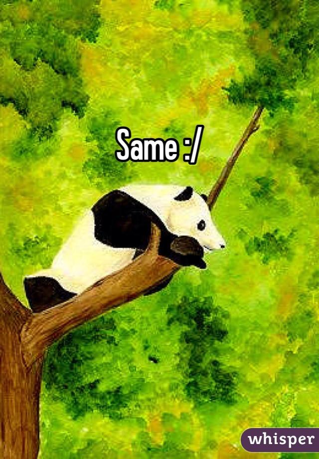 Same :/
