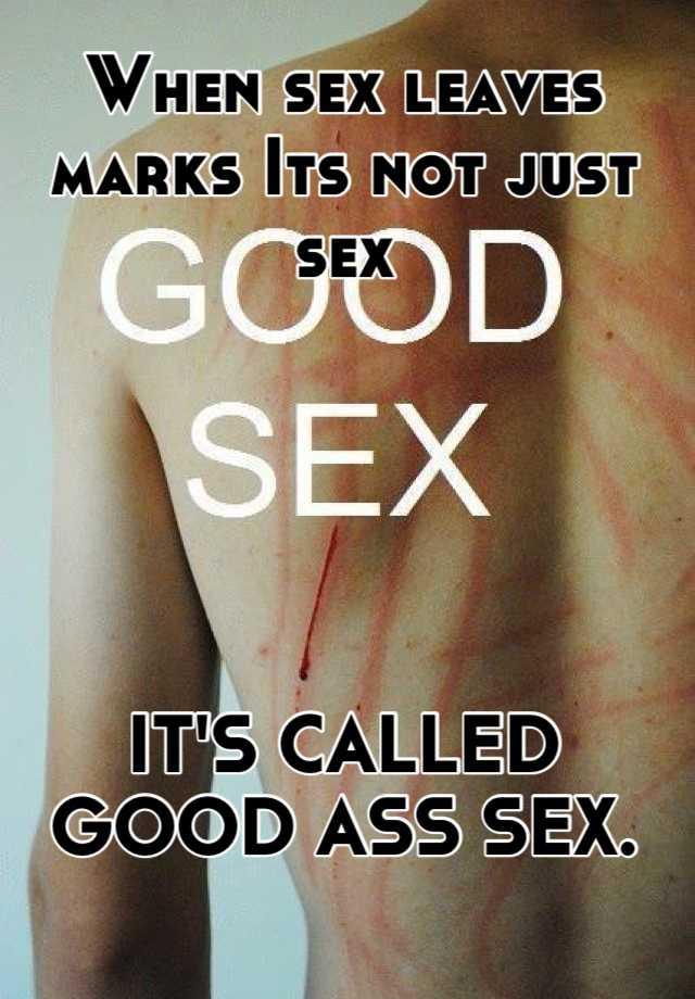 Marks book sex