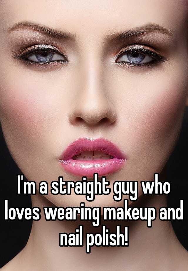 Straight guy nail