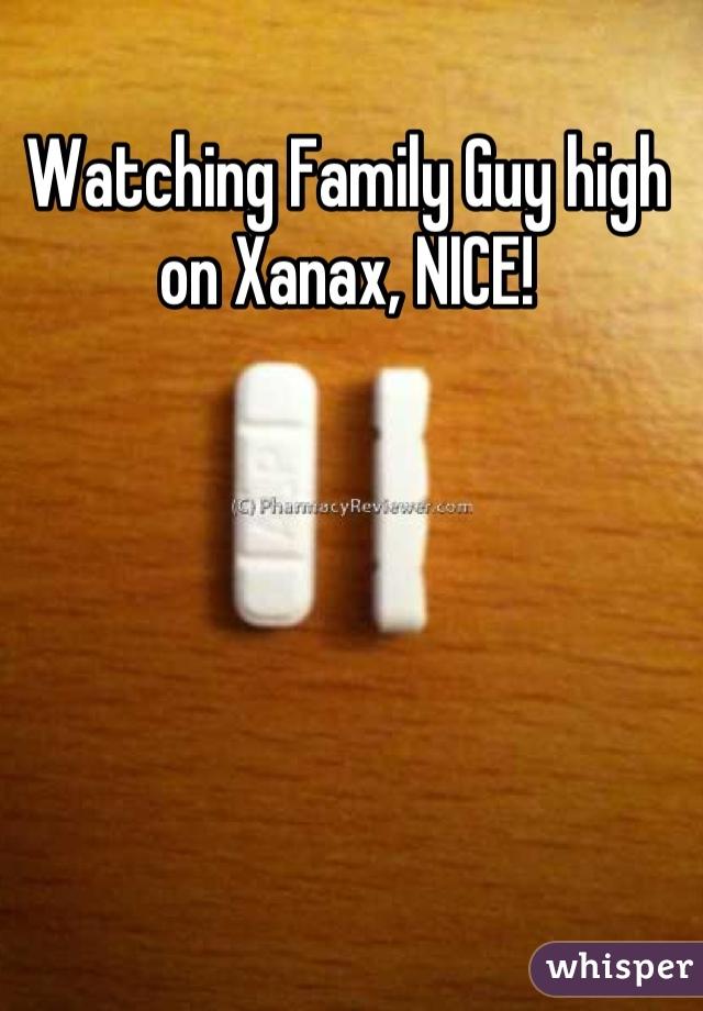 Help Me Understand the Xanax Addict