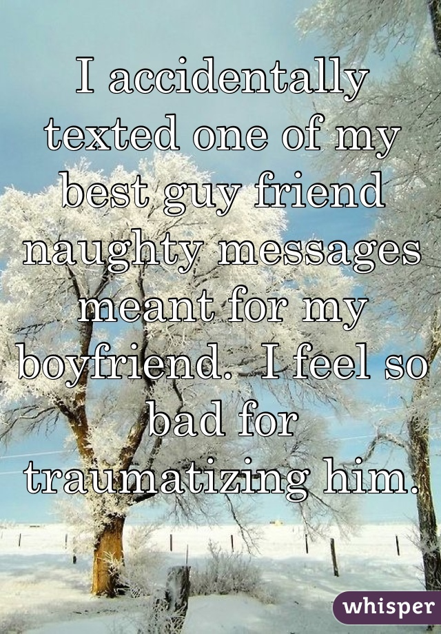 naughty messages for boyfriend
