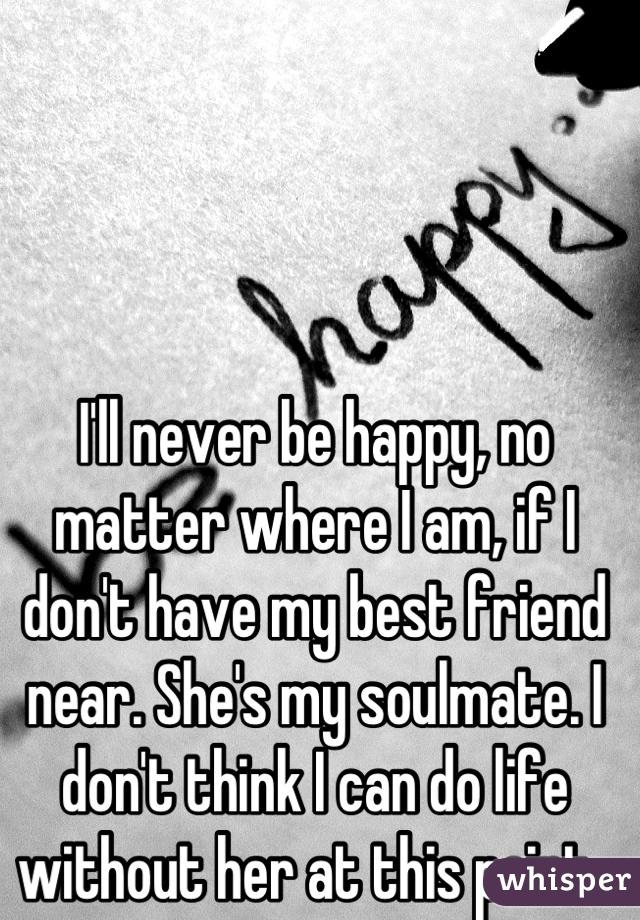 Is my soulmate near