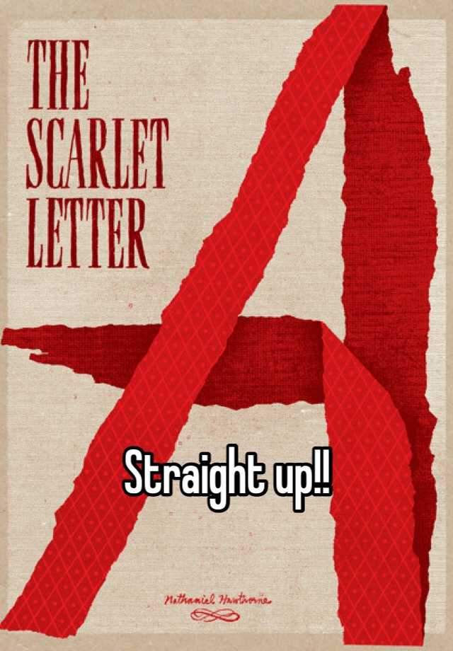 an analysis of the types of sin in the scarlet letter a novel by nathaniel hawthorne