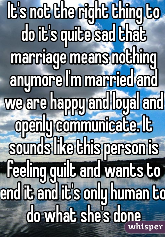 does marriage mean anything anymore