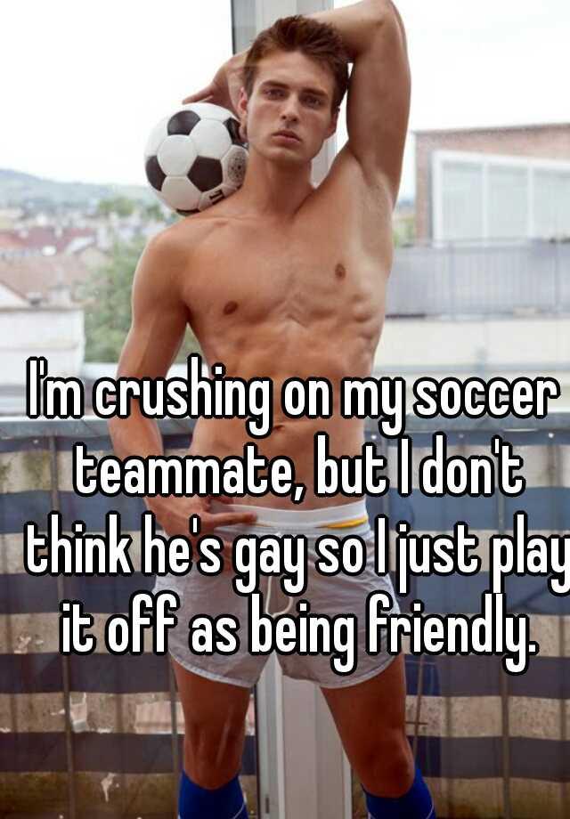 i think hes gay