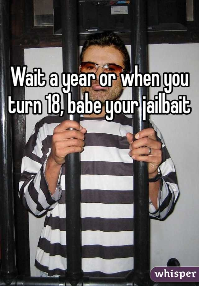 Wait for your turn babe