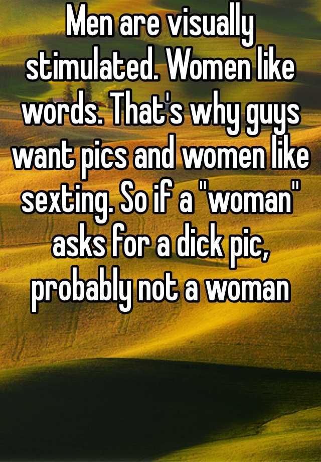 Sexting like why men 10 Things