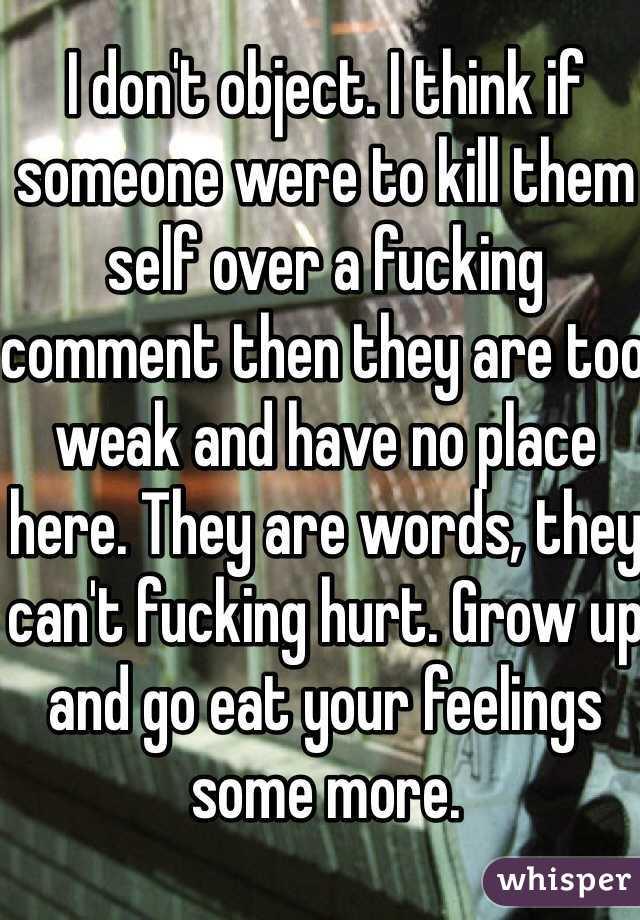kill them self