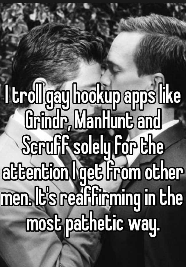 Gay hookup apps like grindr