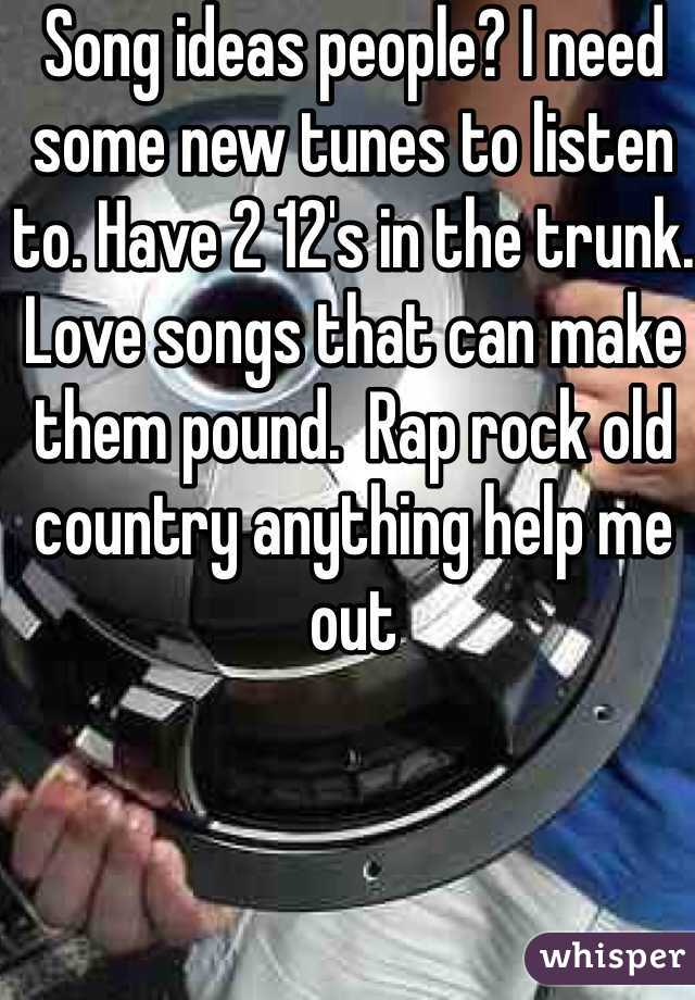 Song love and pound