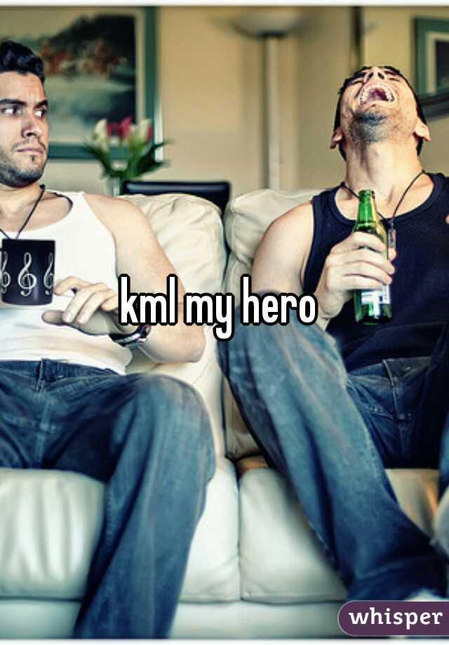 kml my hero