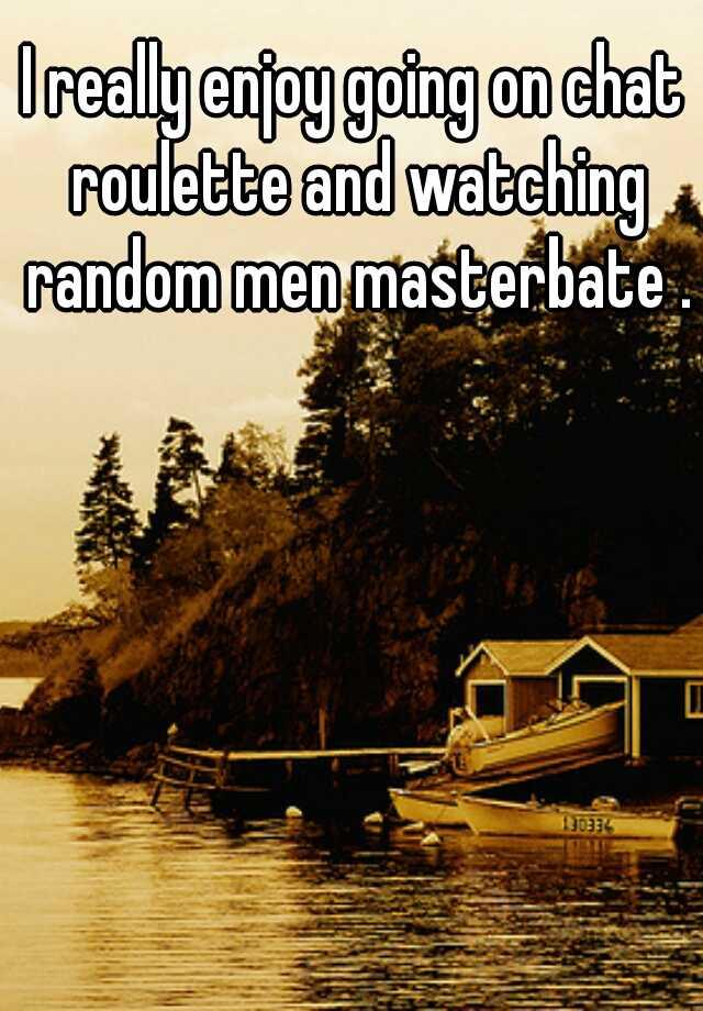 Masterbate roulette