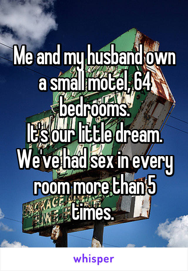 Husband has dream and having sex