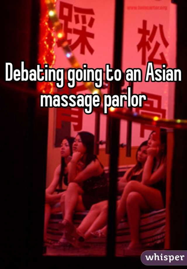 Prompt, Asian massage parlor photos