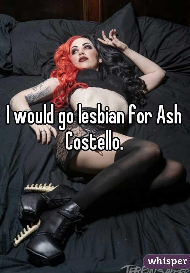Ash lesbian