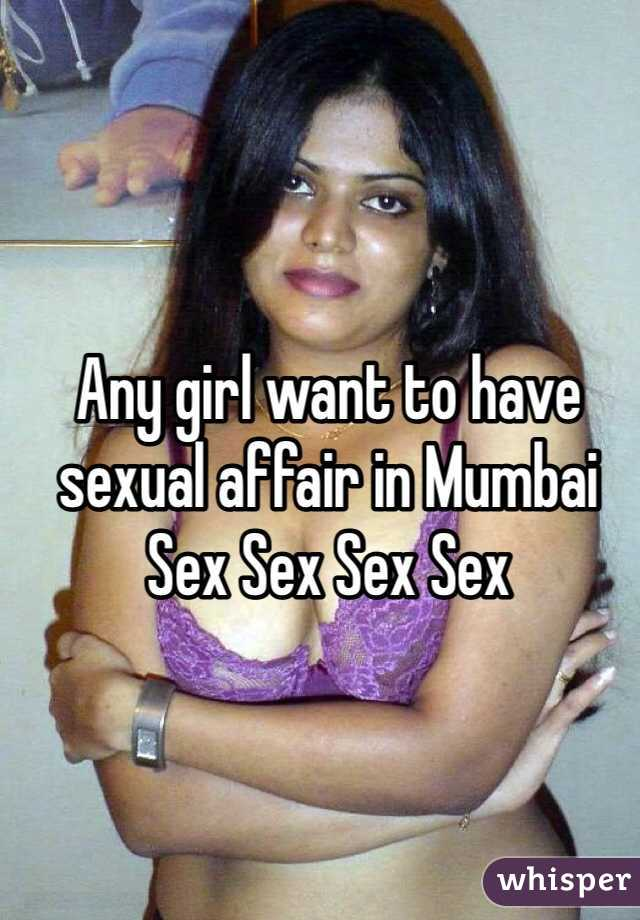 How to have a sexual affair