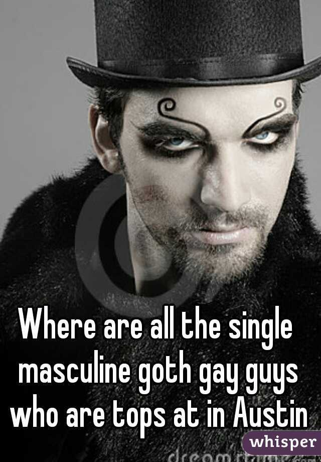 Gay goth guys