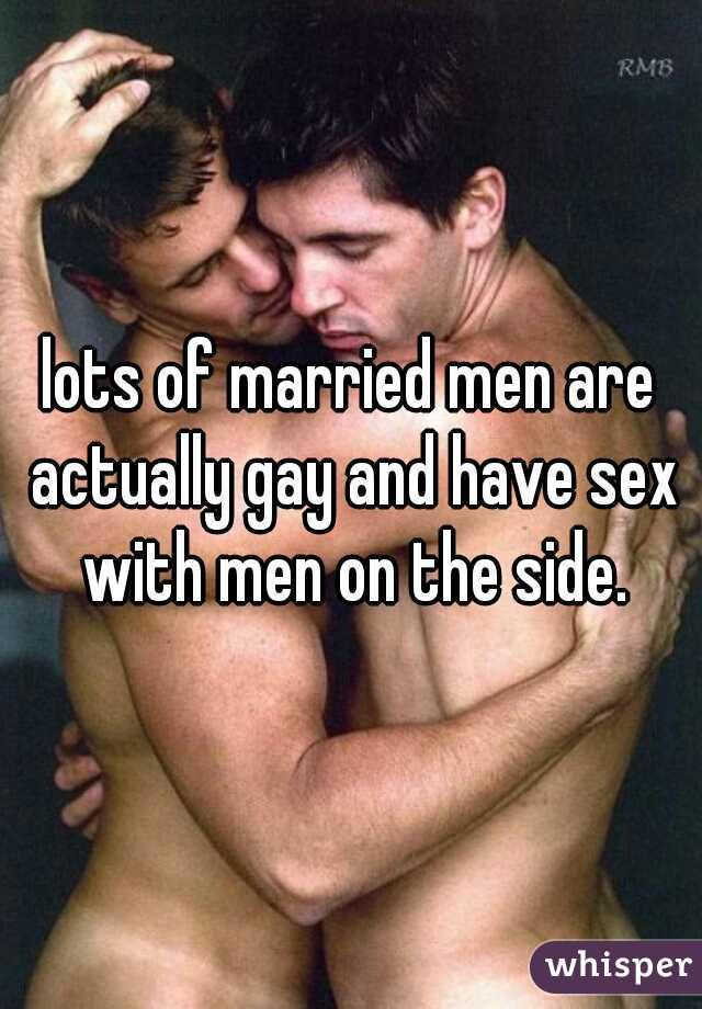 Married Guys Having Gay Sex