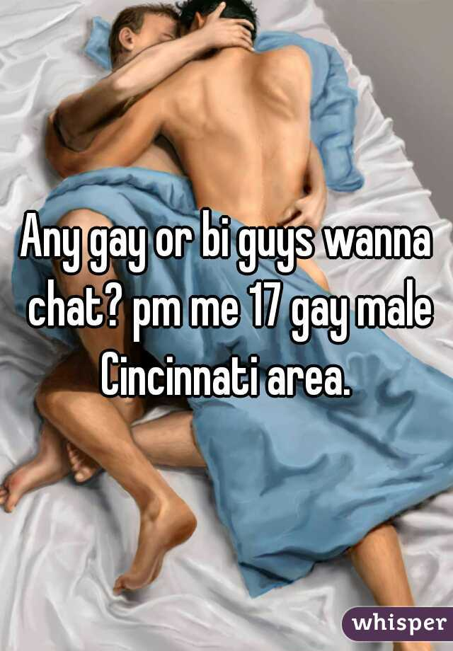 Cincinnati gay chat